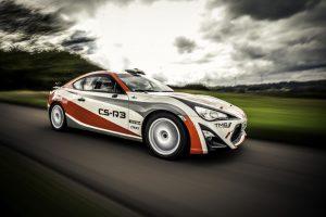 TOYOTA wieder im Rallye-Fieber !