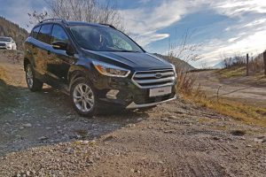 Der NEUE Ford Kuga (Offroad Action)