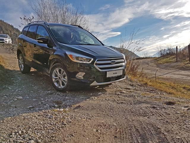Der NEUE Ford Kuga (Offroad Action)