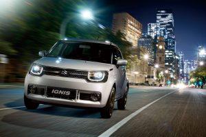Der neue Suzuki Ignis 2017