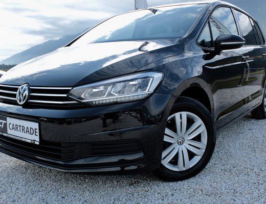 VW Touran 1,6 SCR TDI 7 Sitzer LED uvm.. bei | CT Gebrauchtwagen Spezialist in Oberkärnten in