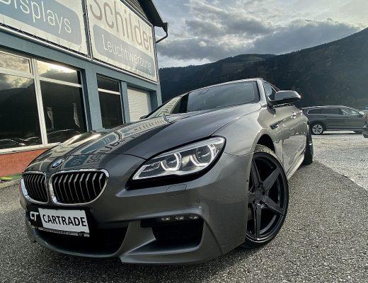 BMW 640d xDrive Gran Coupé Österreich-Paket Aut. bei | CT Gebrauchtwagen Spezialist in Oberkärnten in