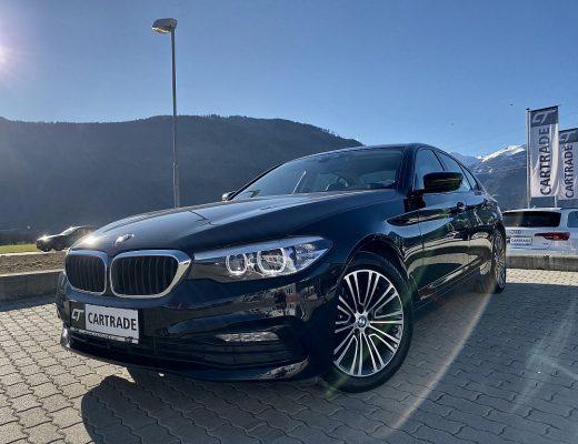 BMW 520d xDrive Aut. bei | CT Gebrauchtwagen Spezialist in Oberkärnten in