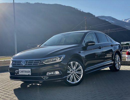 VW Passat Highline 2,0 SRC TDI 4Motion DSG bei   CT Gebrauchtwagen Spezialist in Oberkärnten in