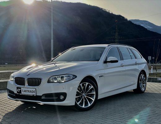 BMW 520d xDrive Touring Aut. bei | CT Gebrauchtwagen Spezialist in Oberkärnten in