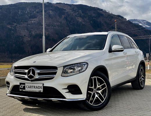 Mercedes-Benz GLC 250d 4MATIC Aut. bei | CT Gebrauchtwagen Spezialist in Oberkärnten in