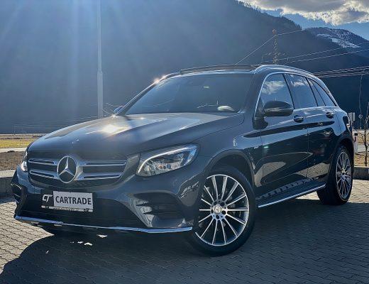 Mercedes-Benz GLC Edition 1 250d 4MATIC Aut. bei | CT Gebrauchtwagen Spezialist in Oberkärnten in