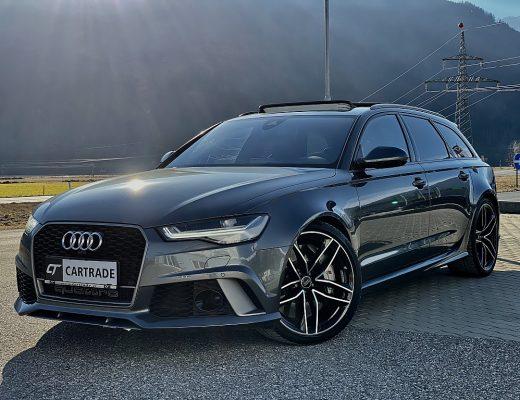 Audi RS6 Avant performance 4,0 TFSI COD tiptronic bei | CT Gebrauchtwagen Spezialist in Oberkärnten in