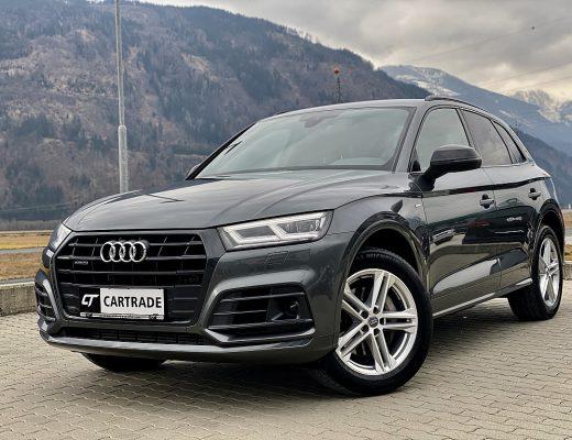 Audi Q5 3,0 TDI quattro sport Aut. bei | CT Gebrauchtwagen Spezialist in Oberkärnten in