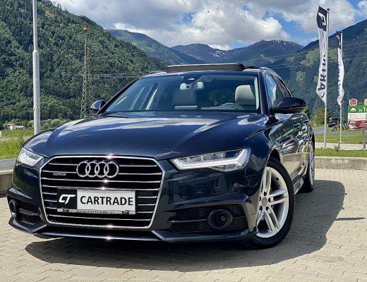 Audi A6 Avant 2,0 TDI Quattro Intense S-tronic bei | CT Gebrauchtwagen Spezialist in Oberkärnten in