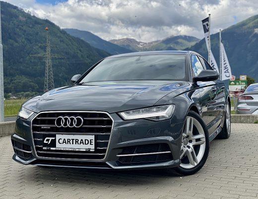 Audi A6 2,0 TDI Quattro S-tronic bei | CT Gebrauchtwagen Spezialist in Oberkärnten in