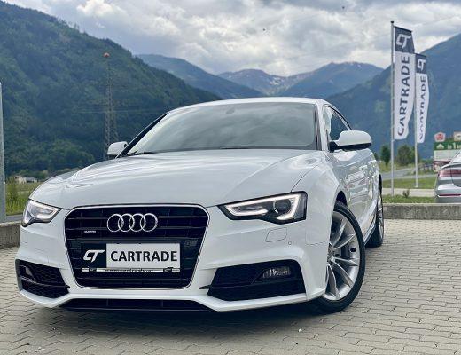 Audi A5 SB 3,0 TDI quattro S-tronic bei | CT Gebrauchtwagen Spezialist in Oberkärnten in