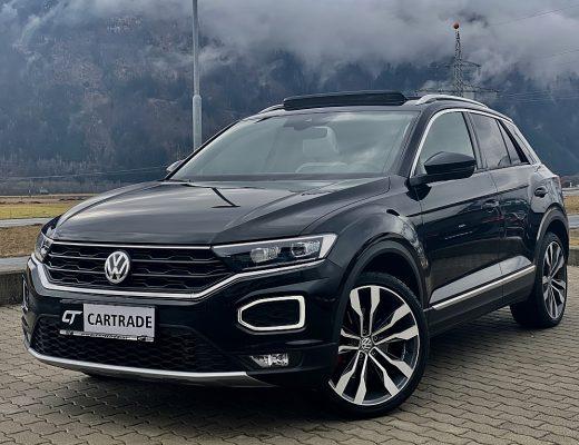 VW T-Roc 2,0 TSI ACT 4Motion Sport DSG bei   CT Gebrauchtwagen Spezialist in Oberkärnten in