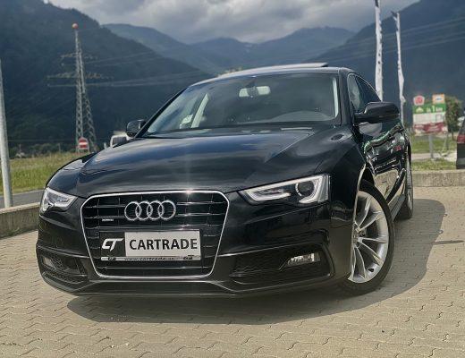 Audi A5 SB 2,0 TDI quattro S-tronic bei | CT Gebrauchtwagen Spezialist in Oberkärnten in