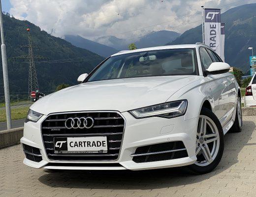 Audi A6 Avant 2,0 TDI Quattro S-tronic bei | CT Gebrauchtwagen Spezialist in Oberkärnten in
