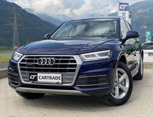 Audi Q5 2,0 TDI quattro sport S-tronic bei | CT Gebrauchtwagen Spezialist in Oberkärnten in