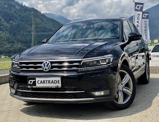 VW Tiguan 2,0 TDI SCR 4Motion Highline DSG bei   CT Gebrauchtwagen Spezialist in Oberkärnten in