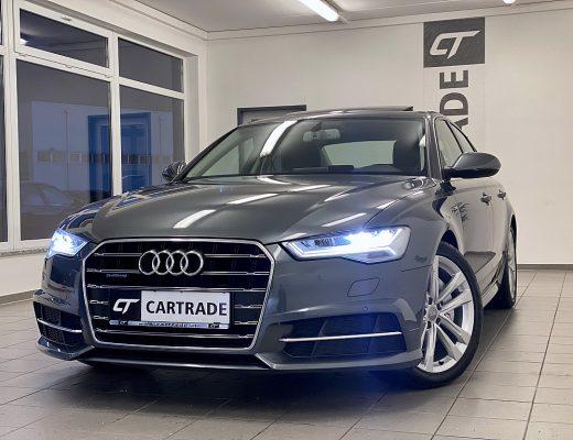 Audi A6 3,0 TDI clean Diesel Quattro S-tronic bei | CT Gebrauchtwagen Spezialist in Oberkärnten in