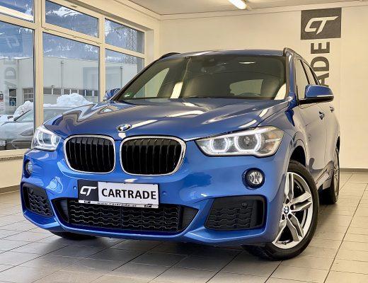 BMW X1 xDrive 20d Aut. bei   CT Gebrauchtwagen Spezialist in Oberkärnten in