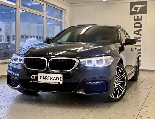 BMW 530d xDrive Touring Aut. bei   CT Gebrauchtwagen Spezialist in Oberkärnten in