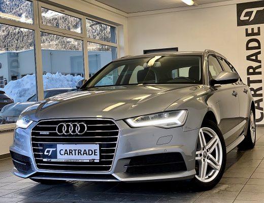 Audi A6 Avant 2,0 TDI Quattro S-tronic bei   CT Gebrauchtwagen Spezialist in Oberkärnten in