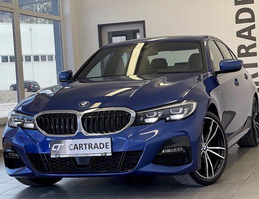 BMW 320d xDrive Aut. bei   CT Gebrauchtwagen Spezialist in Oberkärnten in