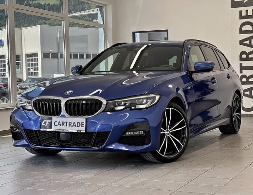 BMW 320d xDrive Touring Aut. bei | CT Gebrauchtwagen Spezialist in Oberkärnten in