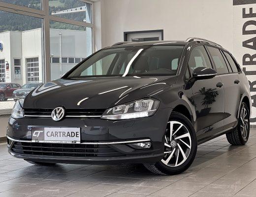 VW Golf Variant Comfortline 1,6 TDI DSG bei | CT Gebrauchtwagen Spezialist in Oberkärnten in