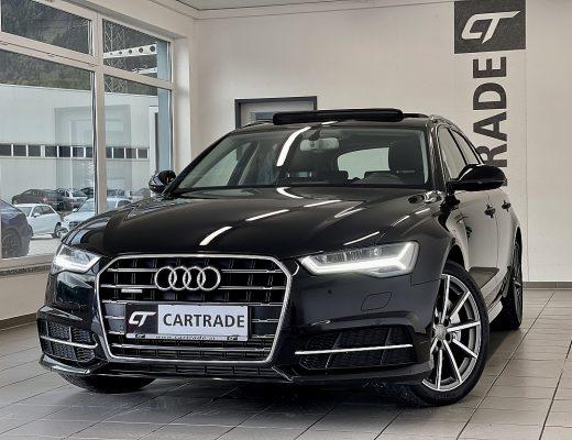Audi A6 Avant 3,0 TDI clean Diesel Quattro S-tronic bei | CT Gebrauchtwagen Spezialist in Oberkärnten in