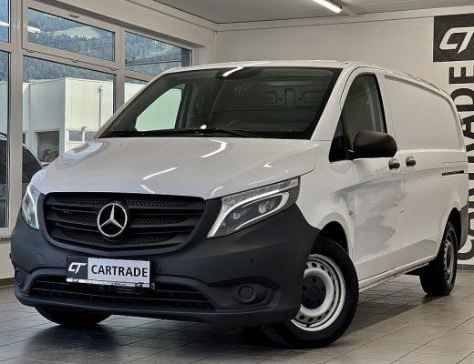 Mercedes-Benz Vito 116 CDI 7G-Tronic lang bei   CT Gebrauchtwagen Spezialist in Oberkärnten in