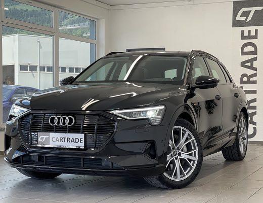 Audi e-tron 50 quattro Advanced, Optikpaket Schwarz, Pano, LED Scheinwerfer bei | CT Gebrauchtwagen Spezialist in Oberkärnten in
