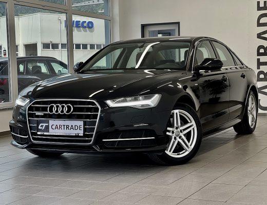 Audi A6 2,0 TDI Quattro S-tronic, S-Line, LED Scheinwerfer, Standheizung, AHV bei | CT Gebrauchtwagen Spezialist in Oberkärnten in