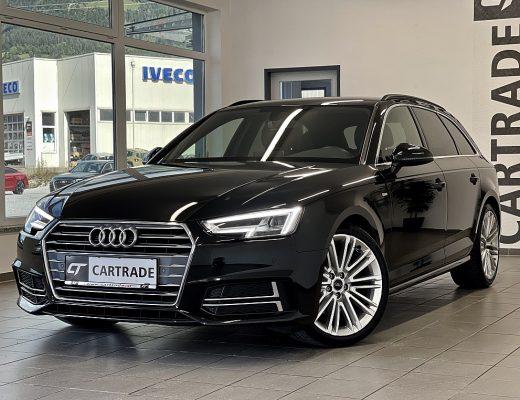 Audi A4 Avant 2,0 TDI Sport S-tronic, S-Line, Sportfahrwerk bei | CT Gebrauchtwagen Spezialist in Oberkärnten in