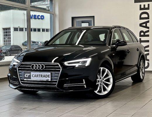 Audi A4 Avant 2,0 TDI Sport S-tronic, S-Line bei | CT Gebrauchtwagen Spezialist in Oberkärnten in