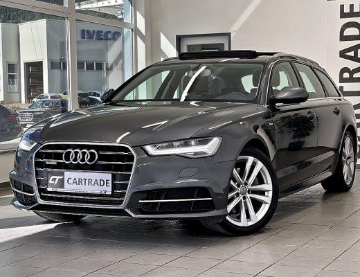 Audi A6 Avant 3,0 TDI Diesel Quattro S-tronic, S-Line, Pano bei | CT Gebrauchtwagen Spezialist in Oberkärnten in