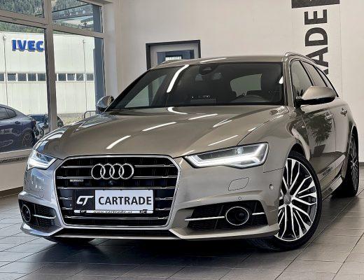 Audi A6 Avant 3,0 TDI Diesel Quattro intense S-tronic, 3x S-Line, Matrix LED bei | CT Gebrauchtwagen Spezialist in Oberkärnten in