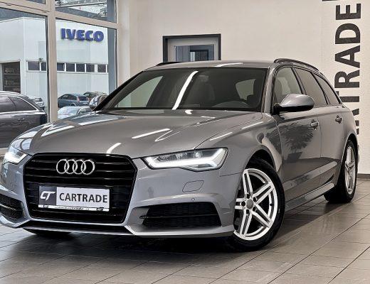 Audi A6 Avant 2,0 TDI ultra S-tronic, Standheizung, AHK schwenkbar, Glanzpaket Schwarz bei | CT Gebrauchtwagen Spezialist in Oberkärnten in