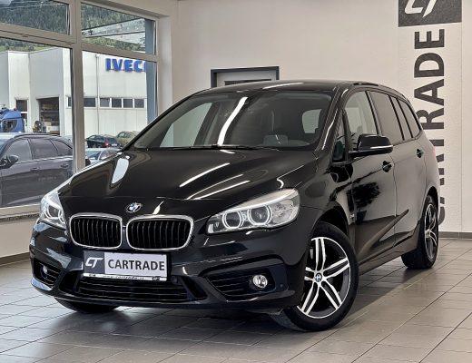 BMW 220d xDrive Gran Tourer Sport Line Aut., 7 Sitze, AHV, Head-Up bei | CT Gebrauchtwagen Spezialist in Oberkärnten in