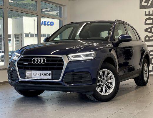 Audi Q5 2,0 TDI quattro S-tronic, LED Scheinwerfer, Standheizung, AHV schwenkbar bei | CT Gebrauchtwagen Spezialist in Oberkärnten in