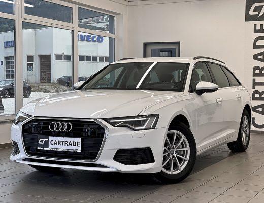 Audi A6 Avant 40 TDI quattro S-tronic, Matrix LED Scheinwerfer, Head-Up-Display bei | CT Gebrauchtwagen Spezialist in Oberkärnten in