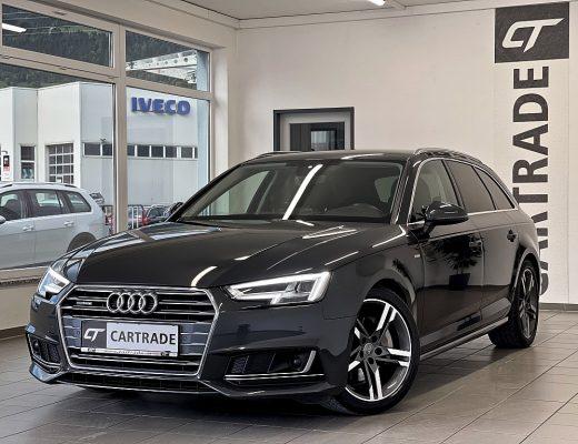 Audi A4 Avant 2,0 TDI quattro Sport S-tronic, S-Line, AHV bei | CT Gebrauchtwagen Spezialist in Oberkärnten in