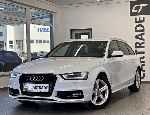 Audi A4 Avant 2,0 TDI quattro Style, S-Line, Navi bei | CT Gebrauchtwagen Spezialist in Oberkärnten in